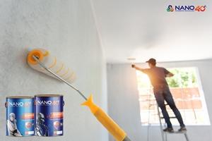Hướng dẫn quy trình sơn nhà đúng kỹ thuật