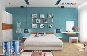Lựa chọn màu sơn cho phòng ngủ thêm ấn tượng