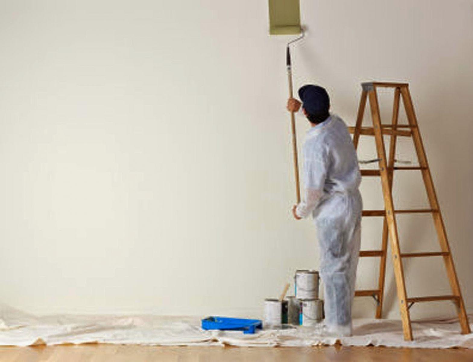Quy trình sơn nhà và bảo quản