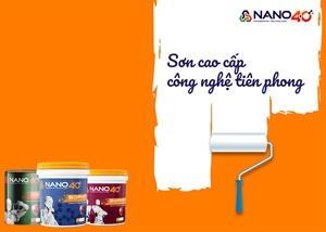 Sơn Nano 4.0: Bảo vệ nhà bạn với công nghệ Nano kháng khuẩn