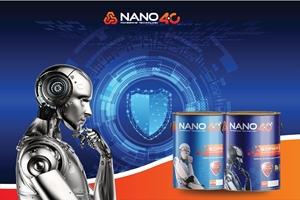 Sơn Nano 4.0: Đem công nghệ Nano đến ngôi nhà của bạn