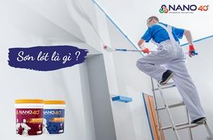 Sơn lót là gì ? Tại sao luôn cần sơn lót trước khi thi công sơn phủ ?
