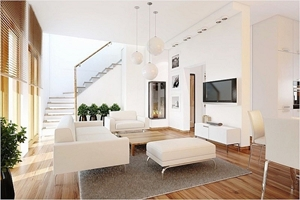 Sơn nội thất màu gì cho phù hợp với mùa hè? Gợi ý sơn nội thất màu trắng