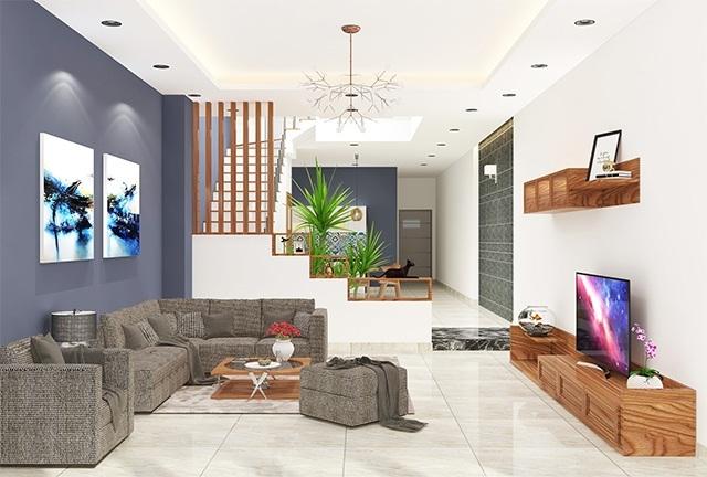 Top những màu sơn nội thất phòng khách được ưa chuộng nhất hiện nay